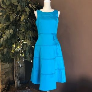 AGB Dress Fit And Flare Sleeveless Size 8